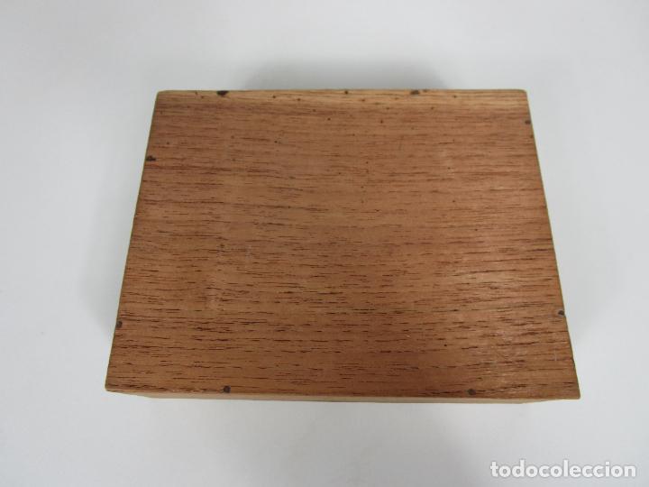 Cajas de Puros: Caja de Puros Vacía, Gran Fabrica de Tabacos y Puros - La Aroma de Cuba - J. Alvarez y Cª, La Habana - Foto 5 - 194295413