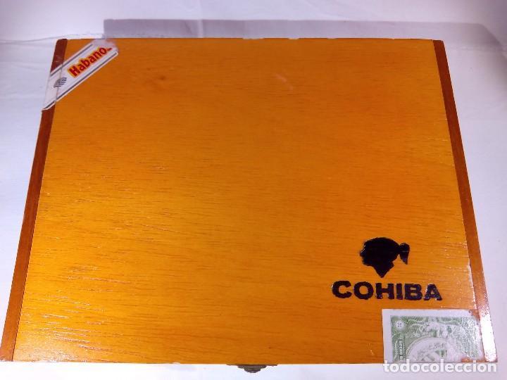 Cajas de Puros: CAJA COHIBA ESPLENDIDOS - Foto 2 - 194341418