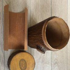 Cajas de Puros: HOYO DE MONTERREY DE JOSE GENER TRONQUITOS 1960'S, CAJA PUROS, CIGAR BOX. Lote 194405260
