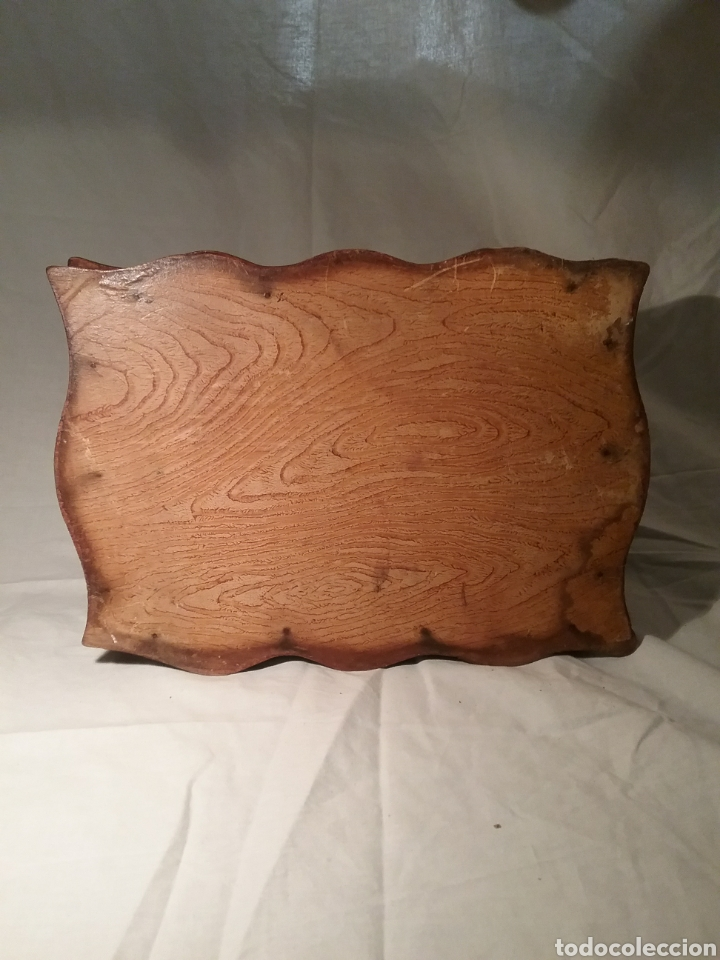 Cajas de Puros: Espectacular caja de puros de madera con marqueteria para don José Gallostra, ministro de Hacienda - Foto 7 - 194661305