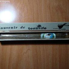 Cajas de Puros: PURO SOUVENIR TENERIFE. Lote 194677317