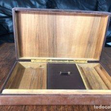 Cajas de Puros: ANTIGUA CAJA PARA PUROS AÑOS 70 ,30X17X5 CM.. Lote 194688095