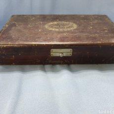 Cajas de Puros: CAJA JOSÉ JENER. Lote 194690373