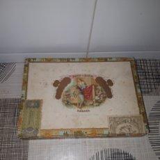 Cajas de Puros: PUROS ROMEO Y JULIETA N 1 (10 UNIDADES). Lote 195184365