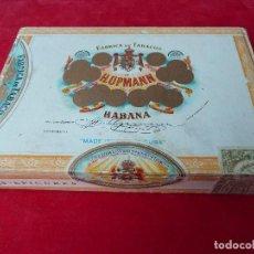 Cajas de Puros: H.UPMANN-CAJA VACIA DE PUROS =H.UPMANN=25 EPICURES -HABANA. Lote 195220151