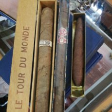 Cajas de Puros: LOTE DE PUROS GIGANTES.. Lote 195386093
