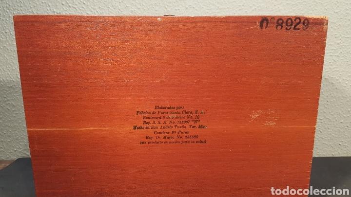 Cajas de Puros: LOTE DE COLECCIÓN PUROS VALDEZ CALIDAD SUPREMA. MEDALLA DE ORO. MEXICO - Foto 7 - 195435493