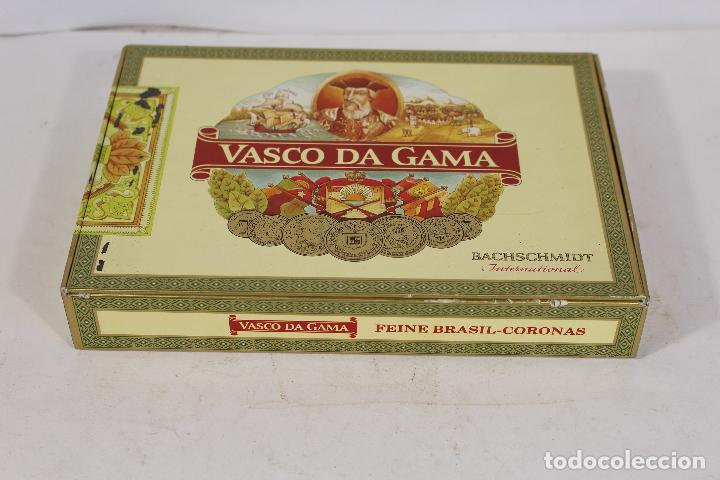 Cajas de Puros: caja y 5 puros vasco da gama - Foto 2 - 195449257