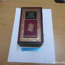 Cajas de Puros: CAJITA DE CIGARROS HAMLET. Lote 196806731