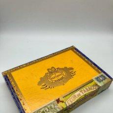 Cajas de Puros: CAJA PRECINTADA LLENA DE PUROS CIGARROS HABANA PARTAGAS 25 HABANEROS. Lote 197253101