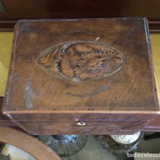 Cajas de Puros: BONITA PURERA ANTIGUA, SIGLO XIX. Lote 198161082