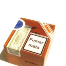 Cajas de Puros: CAJA VACIA COHIBA SIGLO I. Lote 278563743