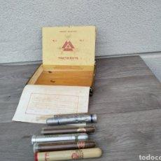 Cajas de Puros: LOTE DE PUROS. Lote 202995333