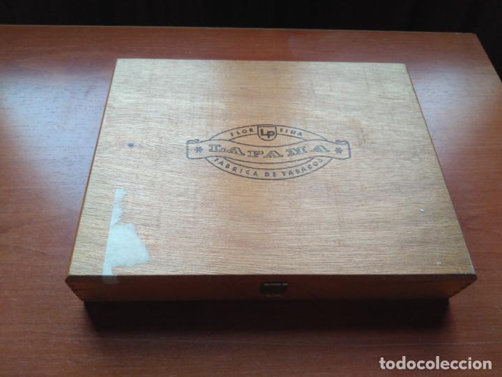 Cajas de Puros: LOTE DE 10 ANTIGUAS CAJAS DE PUROS Y PUROS - VEA LAS FOTOGRAFIAS - Foto 31 - 203109497
