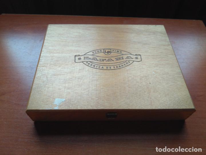 Cajas de Puros: LOTE DE 10 ANTIGUAS CAJAS DE PUROS Y PUROS - VEA LAS FOTOGRAFIAS - Foto 33 - 203109497