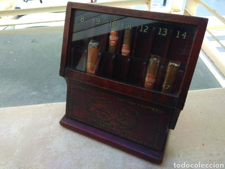 Cajas de Puros: Caja de Puros - Purera Tipo Expositor - Foto 19 - 101132618
