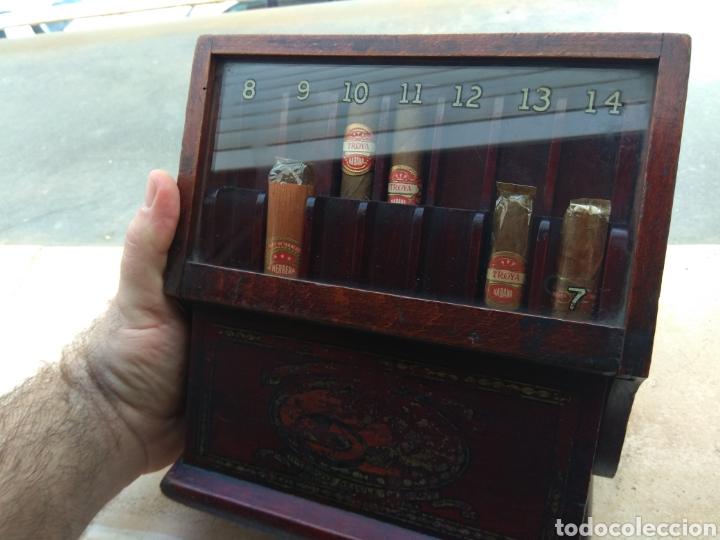 Cajas de Puros: Caja de Puros - Purera Tipo Expositor - Foto 21 - 101132618