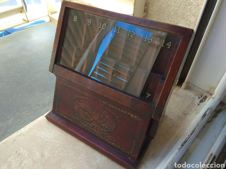Cajas de Puros: Caja de Puros - Purera Tipo Expositor - Foto 22 - 101132618