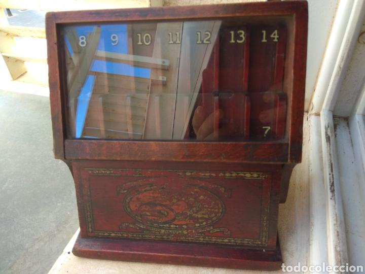 CAJA DE PUROS - PURERA TIPO EXPOSITOR (Coleccionismo - Objetos para Fumar - Cajas de Puros)