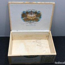 Cajas de Puros: CAJA DE PUROS H. UPPMAN DE LA HABANA. Lote 204646221
