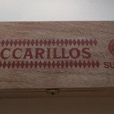 Cajas de Puros: CAJA CON 100 PURITOS. Lote 204983925