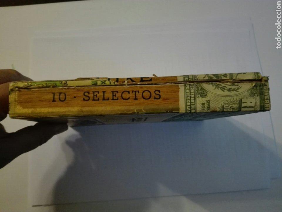 Cajas de Puros: LOS STATOS DE LUXE CAJA DE PUROS CUBA HABANA - Foto 7 - 205594705