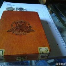 Cajas de Puros: CAJA PUROS VACÍA. CUMBRES DE PURISCAL. 5 TORPEDOS. Lote 205605992