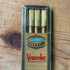 Cajas de Puros: CAJA PUROS VENCEDOR. Lote 205781361