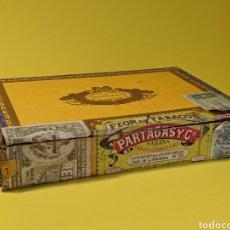 Cajas de Puros: PUROS HABANOS PARTAGAS - SÚPER PARTAGAS - CAJA - CUBA. Lote 210333848