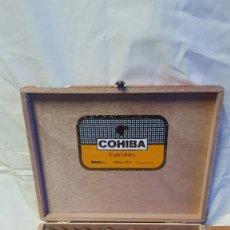 Scatole di Sigari: CAJA PUROS COHIBA. Lote 210457667