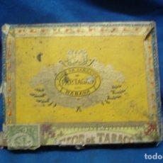Cajas de Puros: CAJA VACIA DE PARTAGAS HABANA. Lote 217163856