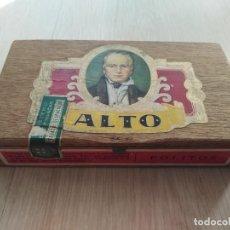 Cajas de Puros: CAJA DE PUROS ALTO POLITOS. VER FOTOS.. Lote 219187827