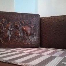 Cajas de Puros: PAREJA DE CAJAS DE PUROS. Lote 219421366