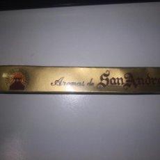 Cajas de Puros: AROMAS DE SAN ANDRES PURO CON TUBO PRECINTADO. Lote 220287741
