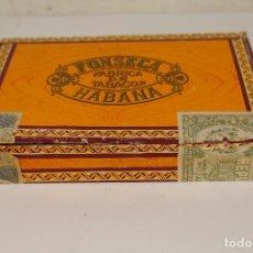 Cajas de Puros: CAJA DE PUROS FONSECA - CUBA. Lote 221010545