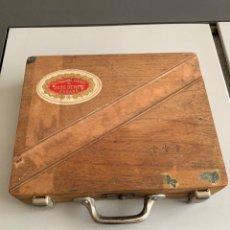 Cajas de Puros: ANTIGUA CAJA PUROS HOYO DE MONTERREY. Lote 221109191