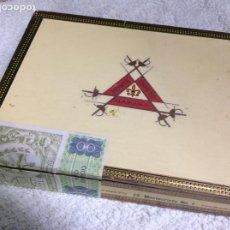 Cajas de Puros: PUROS. CAJA MONTECRISTO N1. Lote 221826008