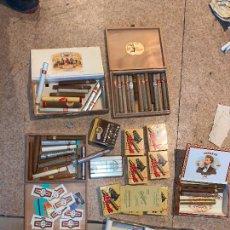 Cajas de Puros: LOTE DE PUROS HABANA CUBA. Lote 221955855