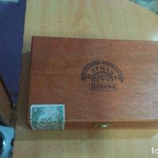 Cajas de Puros: H.UPMANN HABANA PUROS 25 UNIDADES 1999 COMPLETA. Lote 222105971