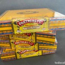 Cajas de Puros: PARTAGAS CAJA CON 25 PUROS , N 1 , PRECINTADA , SEALED BOX . CIFUENTES Y CÍA. CIGARROS. Lote 222241087