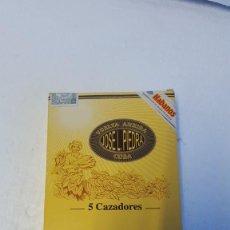 Cajas de Puros: PUROS JOSE L . PIEDRA. Lote 222328450