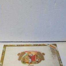 Cajas de Puros: CAJA ROMEO Y JULIETA. Lote 222329176