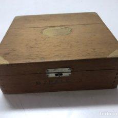 """Cajas de Puros: CAJA DE PUROS MARCA """"ANTERO"""". Lote 222636341"""