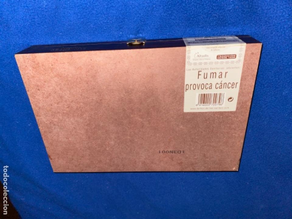 Cajas de Puros: Caja de puros La flor de los caribes gran reserva full Nueva SIN ABRIR - Foto 3 - 223243047