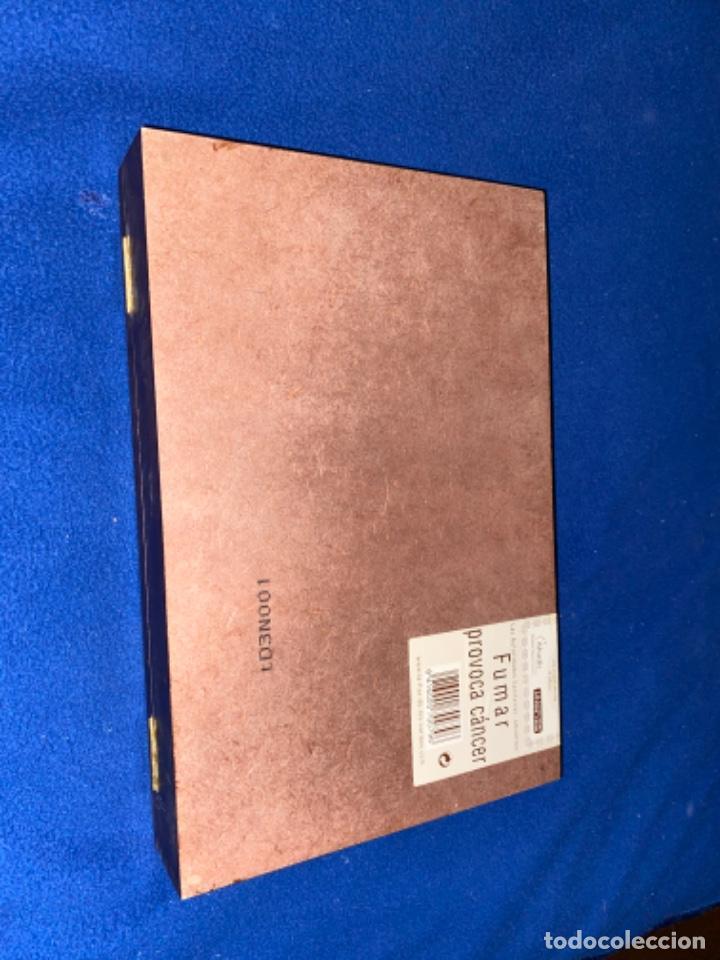 Cajas de Puros: Caja de puros La flor de los caribes gran reserva full Nueva SIN ABRIR - Foto 4 - 223243047