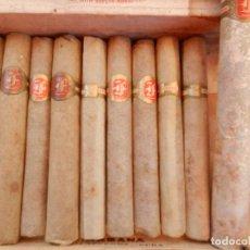 Scatole di Sigari: CUBA - CAJA DE PUROS CUBANOS - 10 UNID. FONSECA 11 CM / 1 UN. FONSECA 15 CM - VER FOTOS.. Lote 224109623