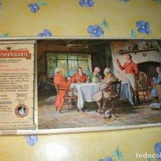 Cajas de Puros: CAJA DE PUROS DE LUJO SCHNEEHOSEN 20 UNIDADES,ALEMANIA.. Lote 224406013