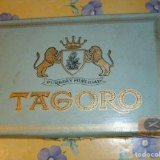 Cajas de Puros: CAJA DE PUROS TAGORO,VER FOTOS!.. Lote 224406027