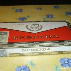 Cajas de Puros: CAJA DE PUROS NEREIDA MEZCLADOS!!. Lote 224406113