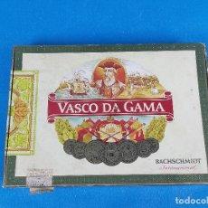 Cajas de Puros: CAJA PUROS VASCO DE GAMA. Lote 225056010